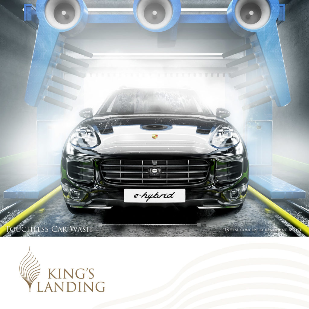 This image has an empty alt attribute; its file name is KingsLanding_CarWash-1024x1024.jpg